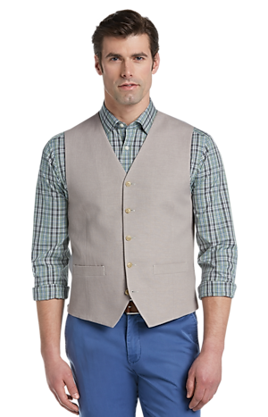 Men's Special Categories, 1905 Collection Tailored Fit Vest CLEARANCE - Jos A Bank