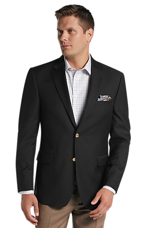 Men's FLYOUT_CATEGORY, Signature Collection Regal Fit Blazer - Jos A Bank