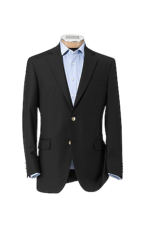 Men's SportCoats, Signature Collection Traditional Fit Blazer - Jos A Bank