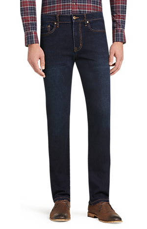 Men's Special Categories, 1905 Collection Tailored Fit Jeans - Jos A Bank
