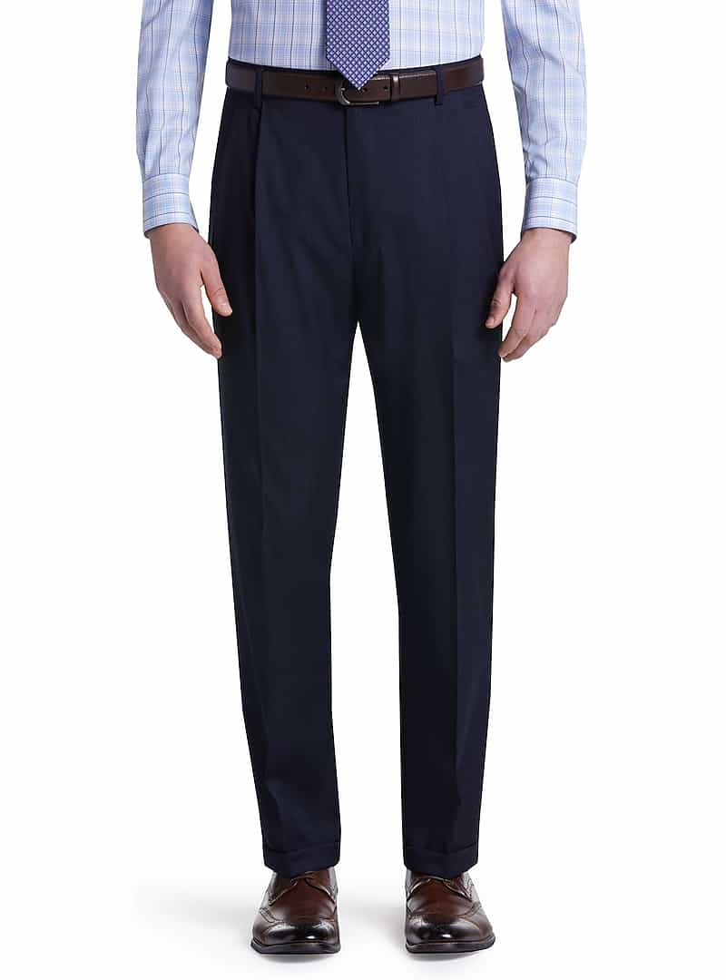 2-Pack Jos. A. Bank Traveler Collection Dress Men's Pants