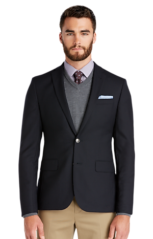Men's SportCoats, 1905 Collection Slim Fit Blazer - Jos A Bank