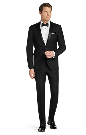 1905 Collection Slim Fit Tuxedo - Big & Tall