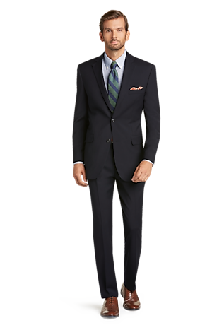 Men's FLYOUT_COLLECTION, 1905 Collection Tailored Fit Textured Suit Separate Jacket - Big & Tall - Jos A Bank