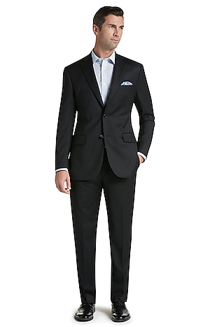 Men's Special Categories, Signature Collection Tailored Fit Suit - Jos A Bank