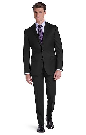 Travel Tech Slim Fit Suit Separate Jacket - Big & Tall