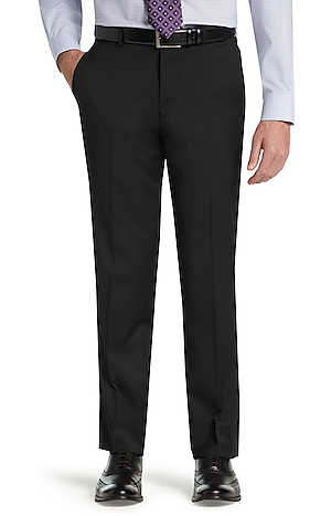 Travel Tech Slim Fit Suit Separate Pants - Big & Tall