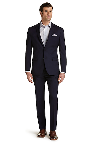 Men's Suits, Executive Collection Slim Fit Suit - Jos A Bank