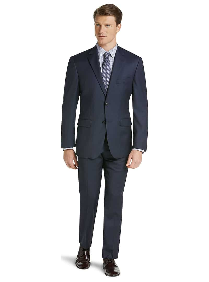 1905 Collection Tailored Fit Suit Separate Jacket