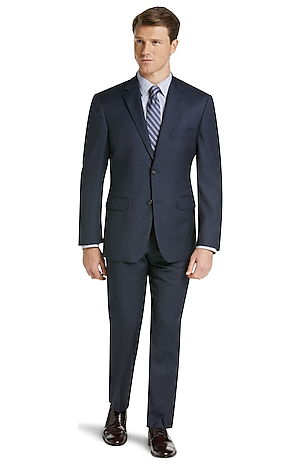 Men's FLYOUT_COLLECTION, 1905 Collection Tailored Fit Suit Separate Jacket with brrr°? comfort - Big & Tall - Jos A Bank