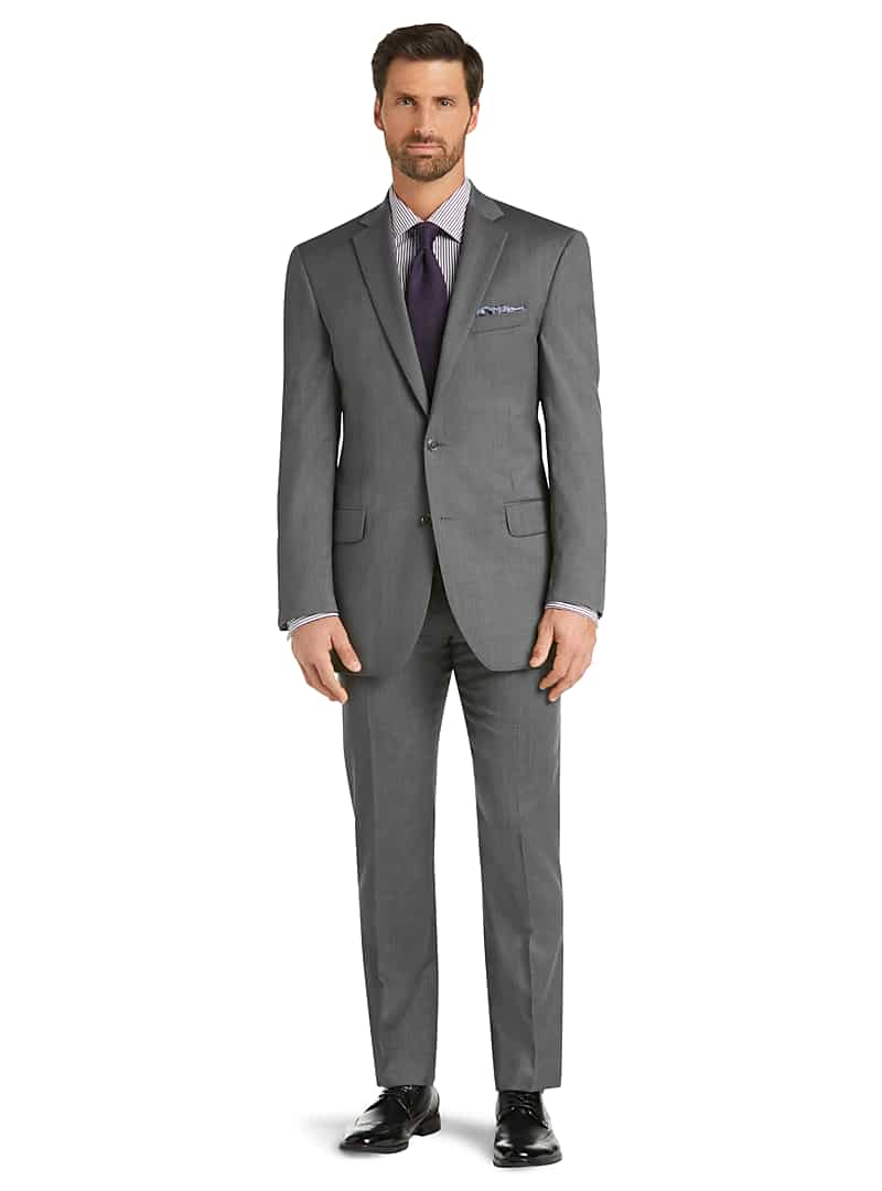 Signature Collection Traditional Fit Suit Separate Jacket
