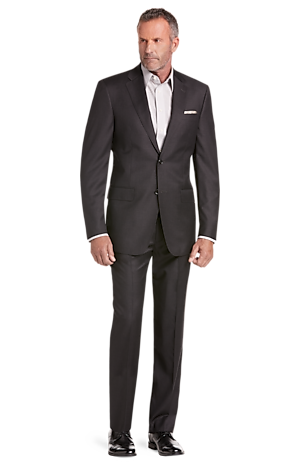 Men's FLYOUT_COLLECTION, Signature Gold Collection Tailored Fit Suit - Big & Tall - Jos A Bank