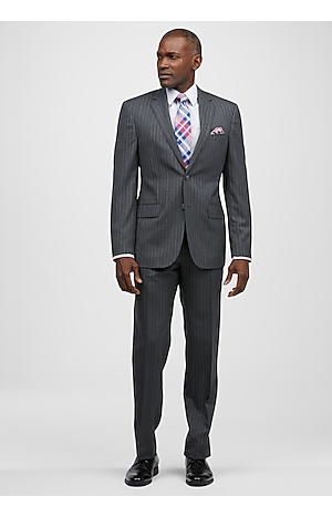 Men's Sale, Executive Collection Tailored Fit Suit - Big & Tall - Jos A Bank