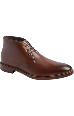 Men's Shoes, Joseph Abboud Leland Chukka Boots - Jos A Bank