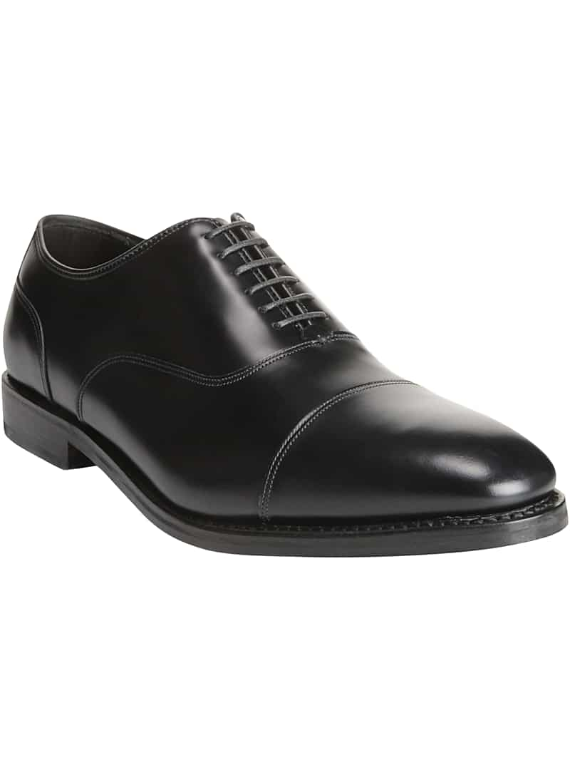 Allen Edmonds Bond Street Cap Toe Oxfords