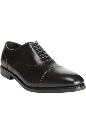 Men's Shoes, Allen Edmonds Bond Street Cap Toe Oxfords - Jos A Bank
