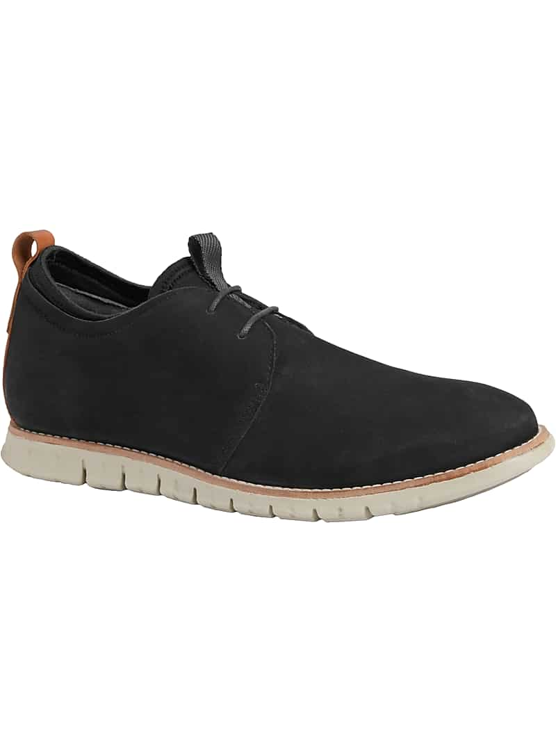 HP by Hush Puppies Colby Suede Causal Lace-Up Oxfords