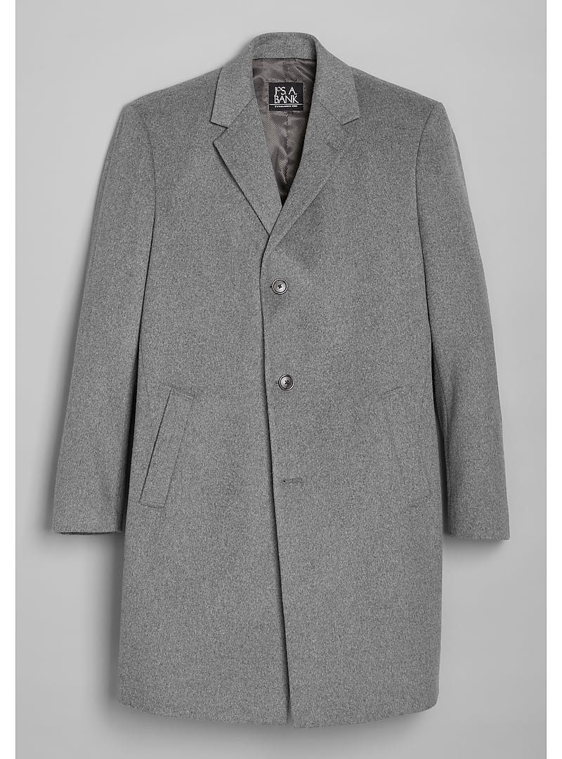 Joseph A. Bank Tailored Fit Topcoat $49.00