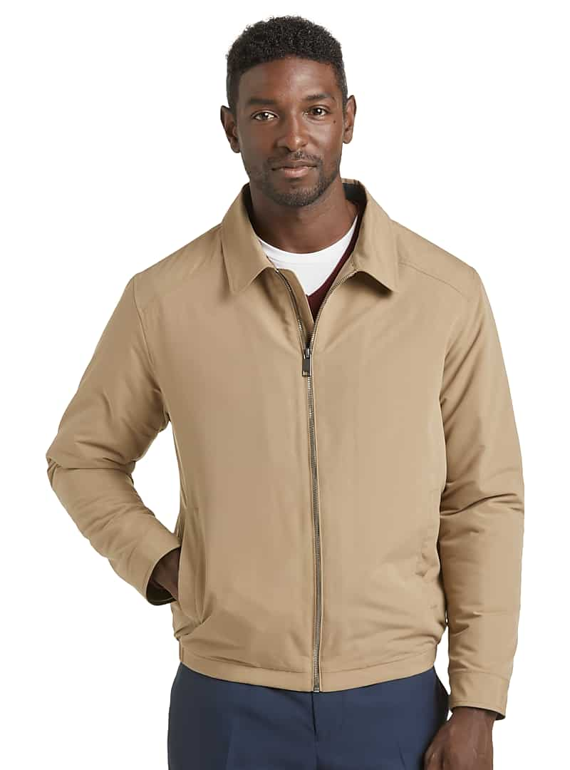 Jos A Bank Traveler Collection Traditional Fit Travelpro Jacket