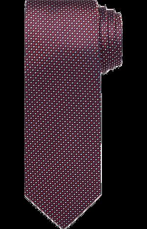 Men's FLYOUT_CATEGORY, Reserve Collection Birdseye Tie - Long - Jos A Bank