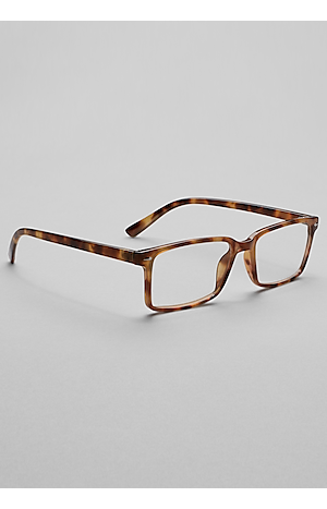 Men's Accessories, Jos. A. Bank Rectangle Reading Glasses - Jos A Bank