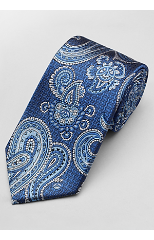 Men's Accessories, Reserve Collection Paisley Tie - Jos A Bank