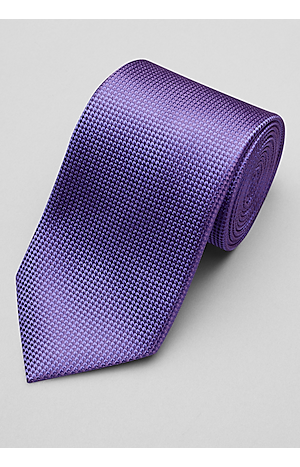Men's Accessories, Traveler Collection Solid Tie - Jos A Bank